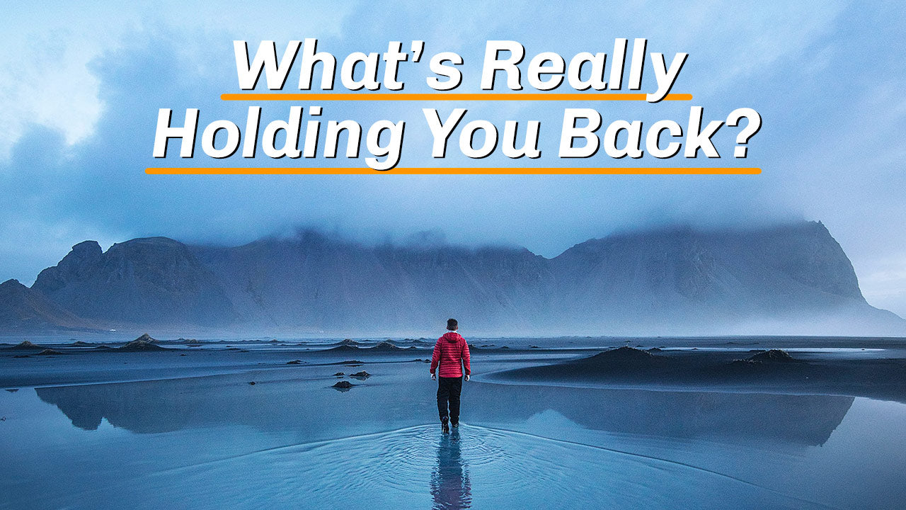 Expert Tips to Uncover What's Really Holding You Back
