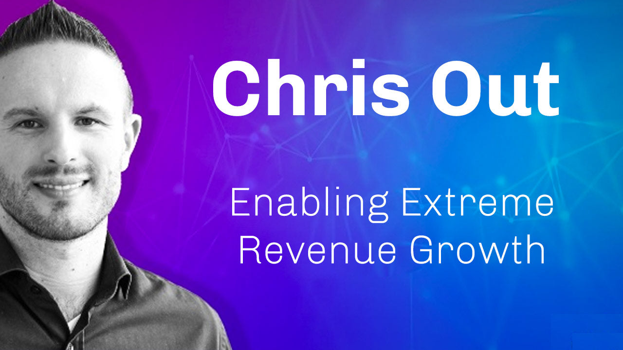 Chris Out - Growth Hacker Turned Public Speaking Master