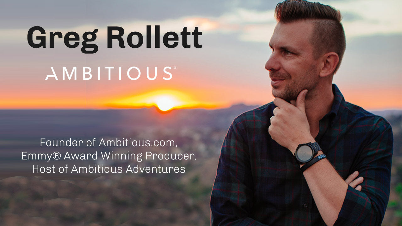 Greg Rollett - Be Ambitious, Get Mass Media Exposure and Launch Products
