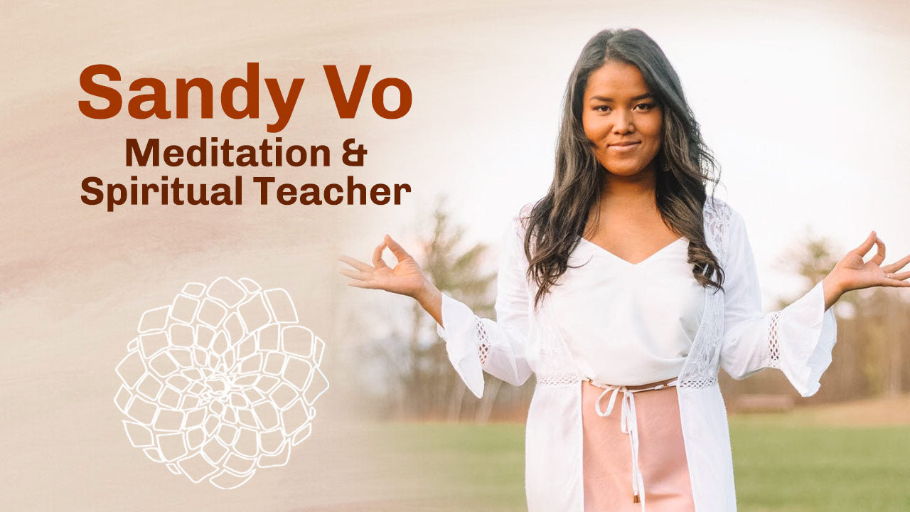 Meditation for High Achievers and Peak Performance with Sandy Vo