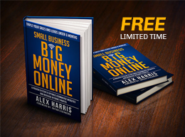 Get Alex Harris Book