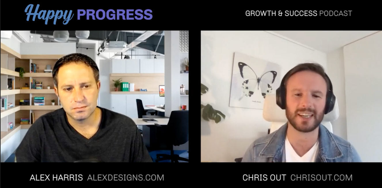 Chris Out - Growth Hacker Video Interview