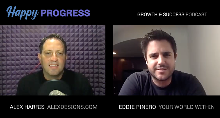 Your World Within Podcast with Eddie Pinero