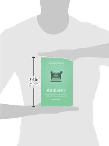 Authority Book by Nathan Barry