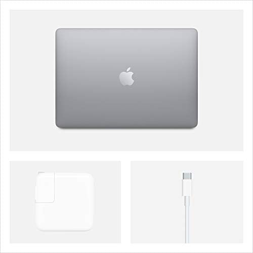 Apple MacBook Air (13-inch, 8GB RAM, 512GB SSD Storage) - Space Gray (Latest Model)