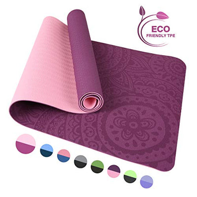 Yoga Mat from TOMSHOO