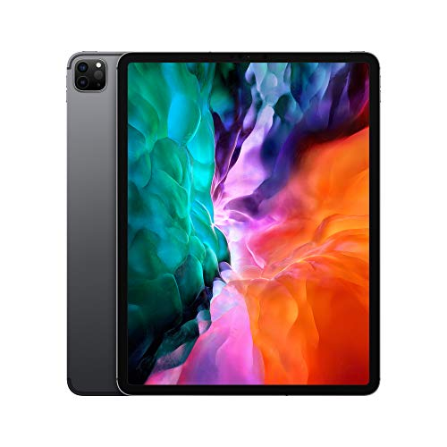 New Apple iPad Pro (12.9-inch, Wi-Fi + Cellular, 1TB) - Space Gray (4th Generation)