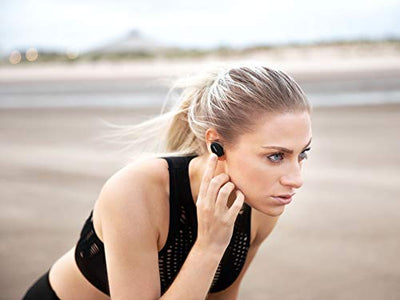 Bose Sport Earbuds - True Wireless Earphones (Bluetooth Headphones for Workouts and Sports), Triple Black