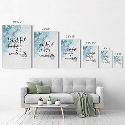 Psalm You are Beautiful Wall Art