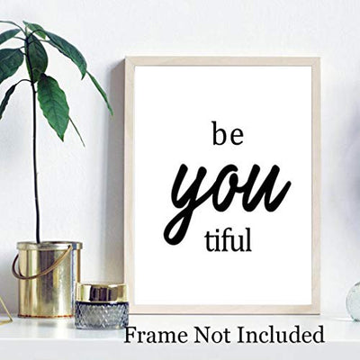 Positive Wall Art from Amazon