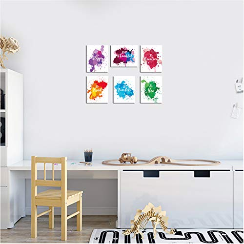 Water Color Wall Art
