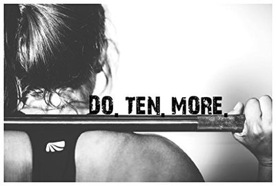 Do Ten More Fitness Motivation