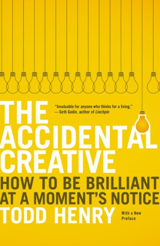 The Accidental Creative - Book by Todd Henry