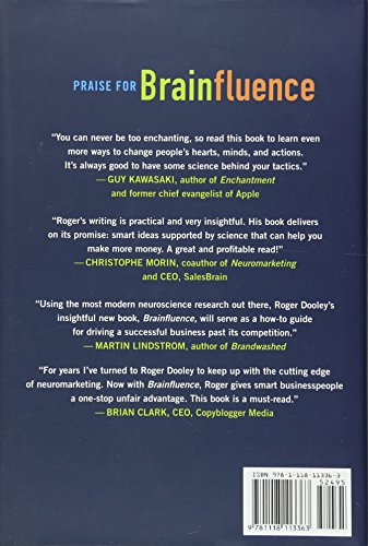 Brainfluence Neuromarketing Book