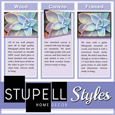 Stupell Industries Family Rules Autumn Colors XXL Stretched Canvas Wall Art, 30 x 1.5 x 40, Multi-Color