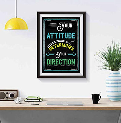 Motivational Posters | Set of 10 Creative Chalkboard Designs