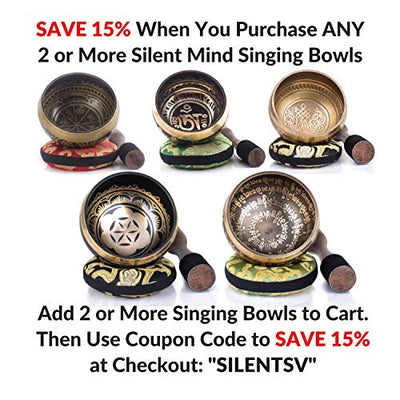 Singing Bowls from Silent Mind