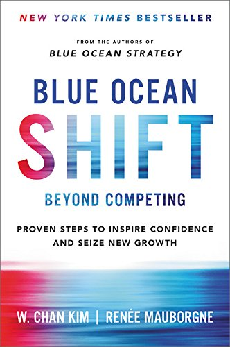 Blue Ocean Shift Book for Growth