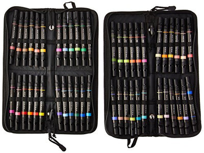 Prismacolor 98 BEROL Marker 48PC.Set, 48-Count with Case, Assorted Colors