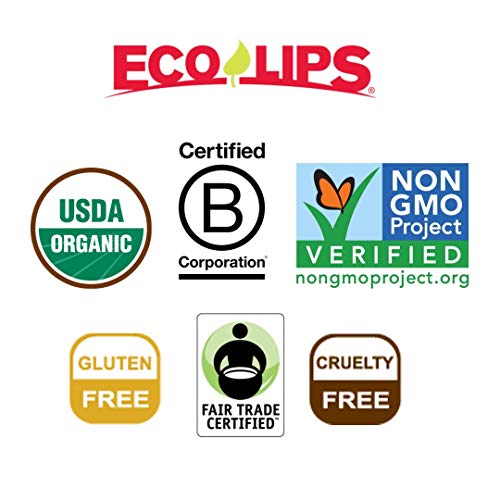 Vegan Lip Balm by Eco Lips