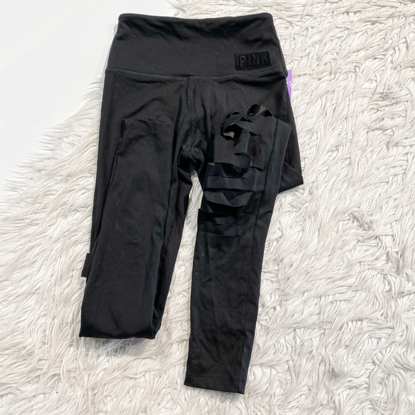 Pink By Victoria's Secret Athletic Pants Size Extra Small - Bay 6F Bin 19