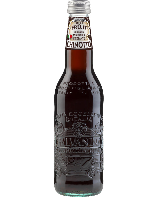 Chinotto BIO, Galvanina