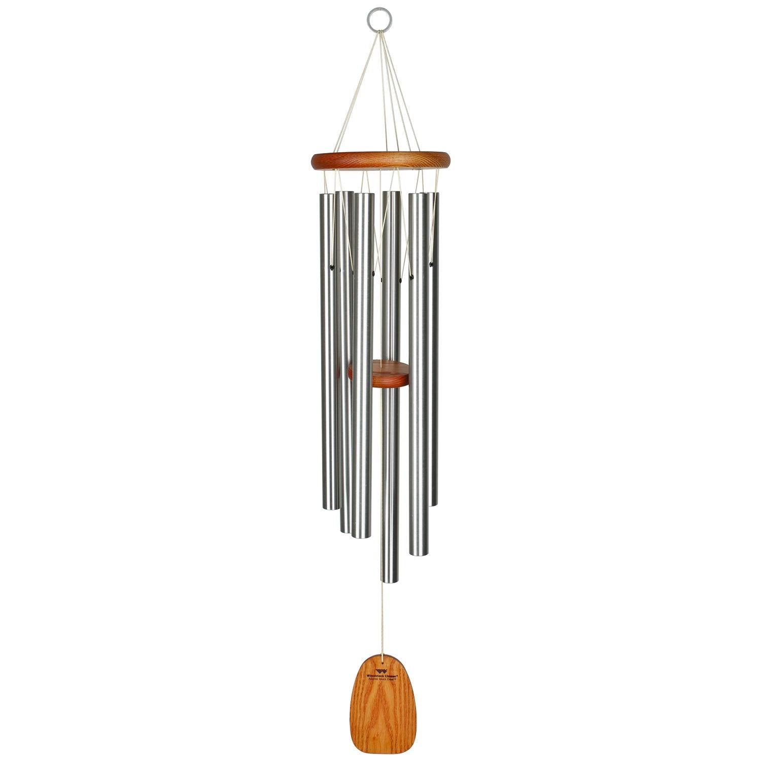Amazing Grace Chime - Large, Silver full product image
