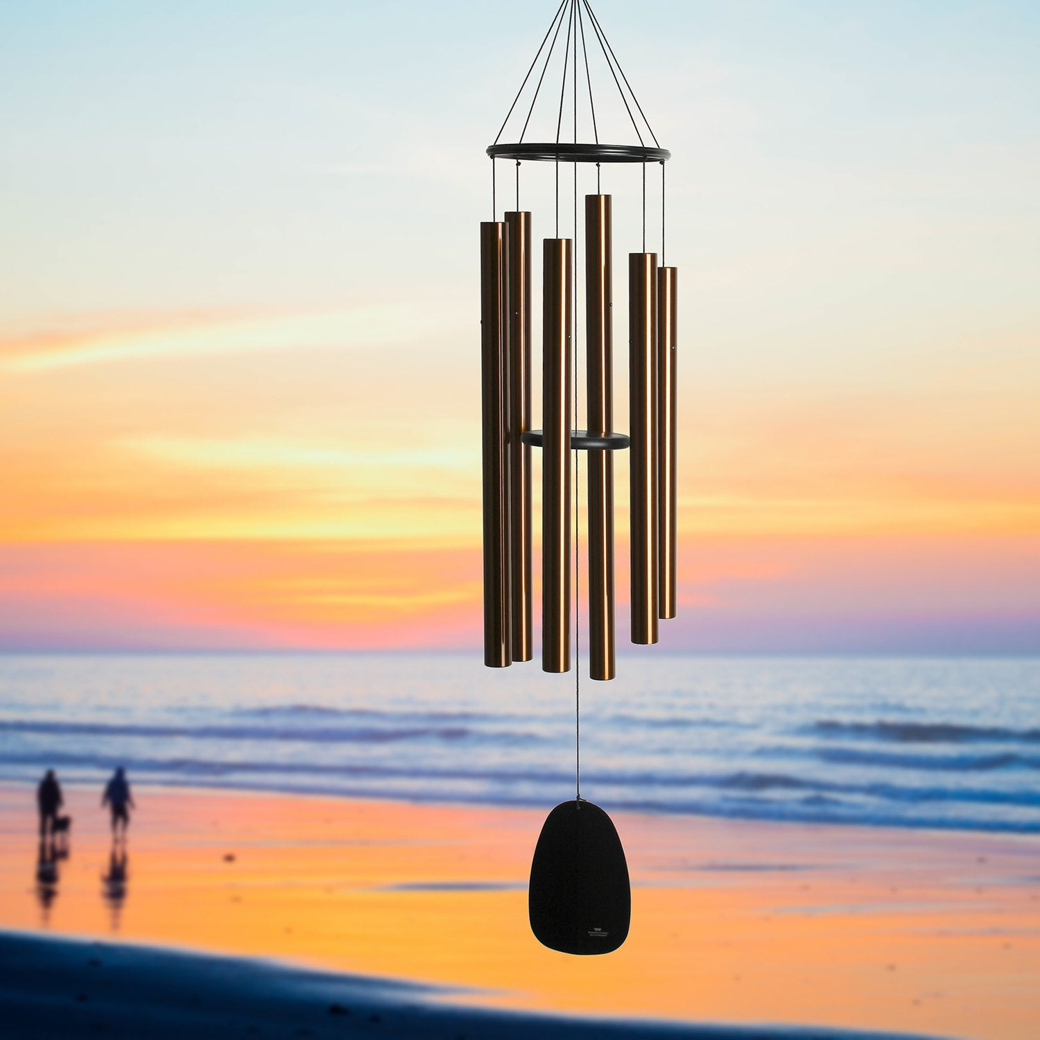 Bells of Paradise - Bronze, 68-Inch lifestyle image