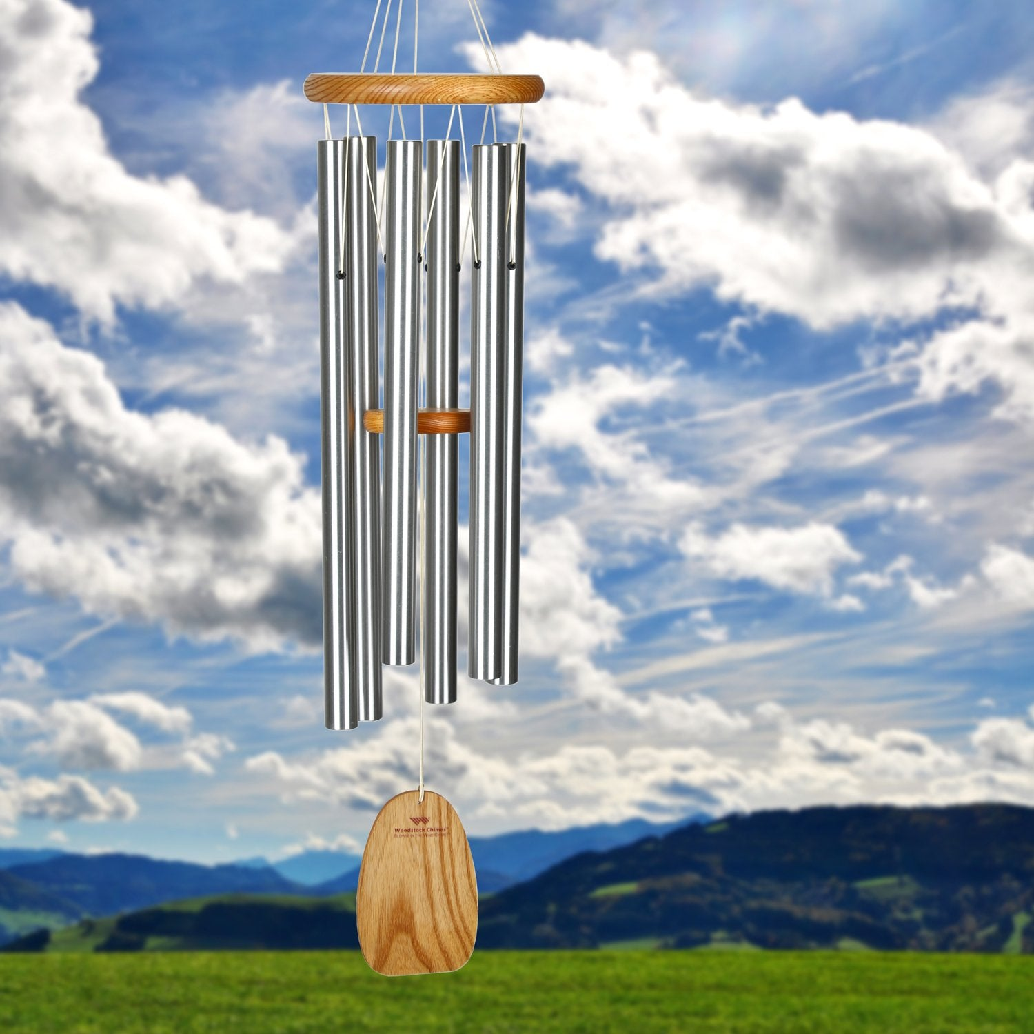 Blowin' In The Wind Chime lifestyle image