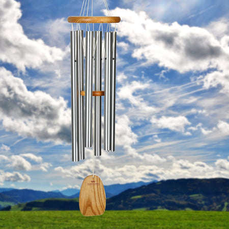 Blowin' In The Wind Chime musical scale