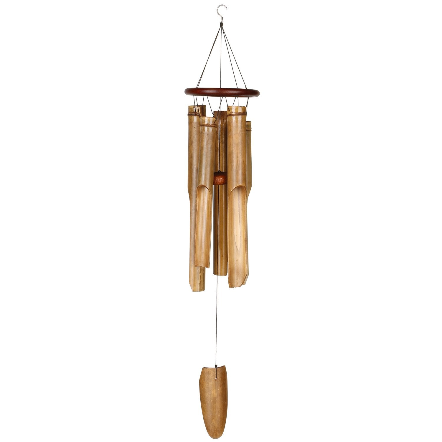 Cocoa Ring Bamboo Chime - Large full product image
