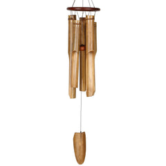 Cocoa Ring Bamboo Chime - Large main image