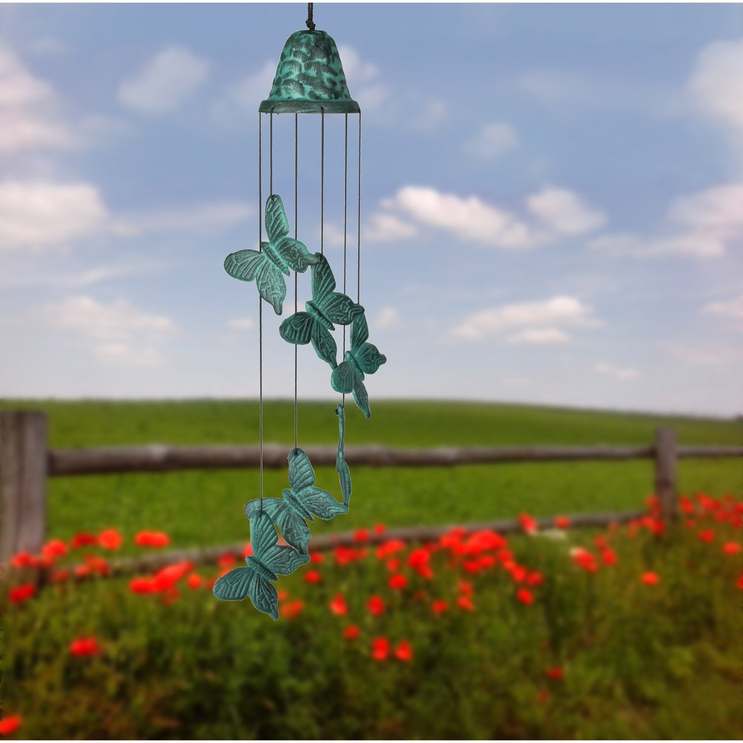 Habitats - Butterfly Chime lifestyle image