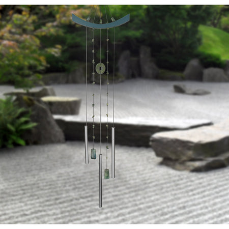 Feng Shui Chime - Chi Energy, Jade musical scale