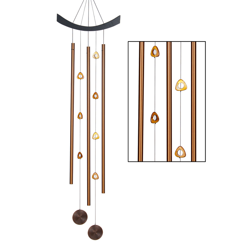 Feng Shui Chime - Chi Energy, Tiger's Eye main image