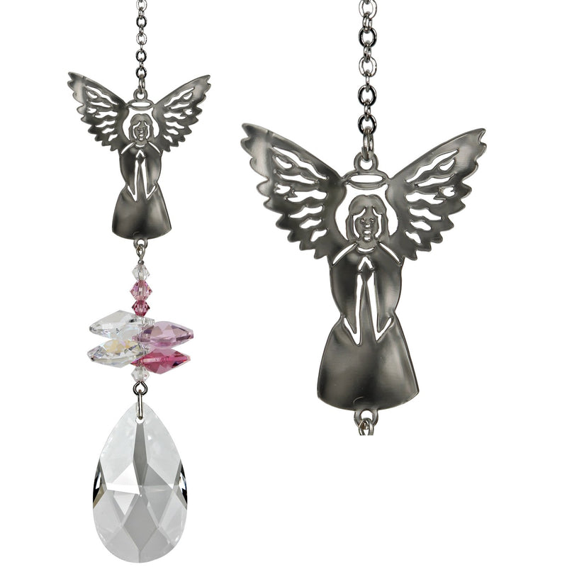 Crystal Fantasy Suncatcher - Angel main image
