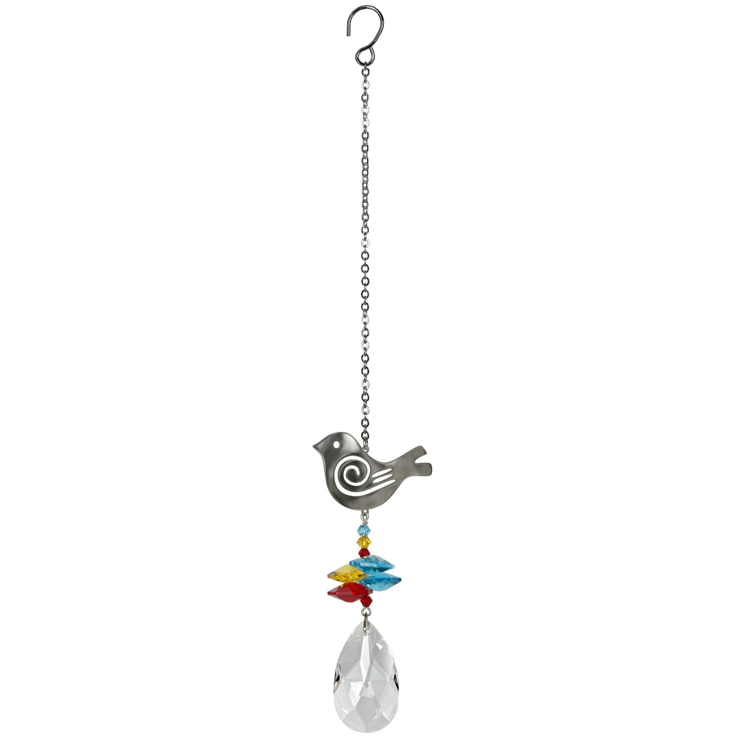Crystal Fantasy Suncatcher - Bird full product image