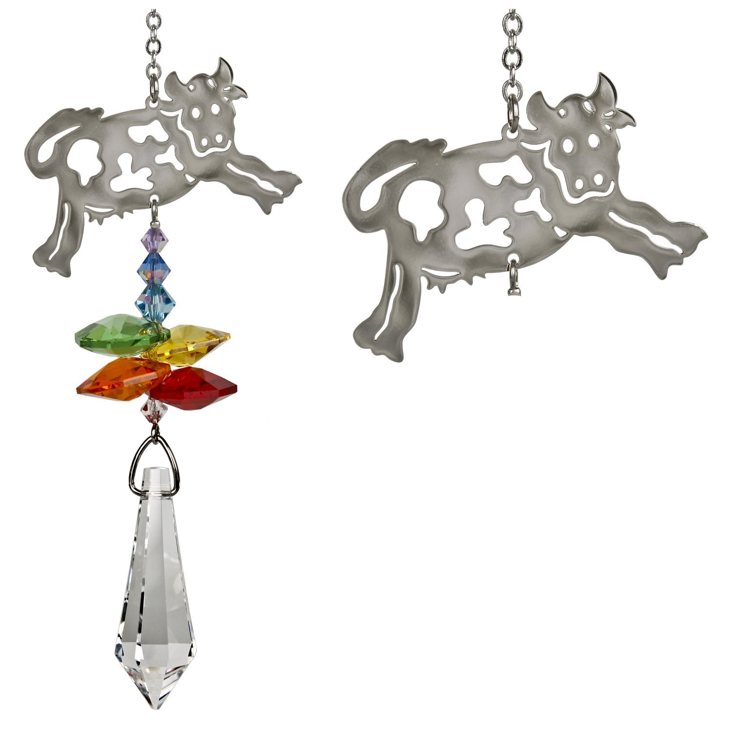 Crystal Fantasy Suncatcher - Cow main image