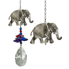 Crystal Fantasy Suncatcher - Elephant main image