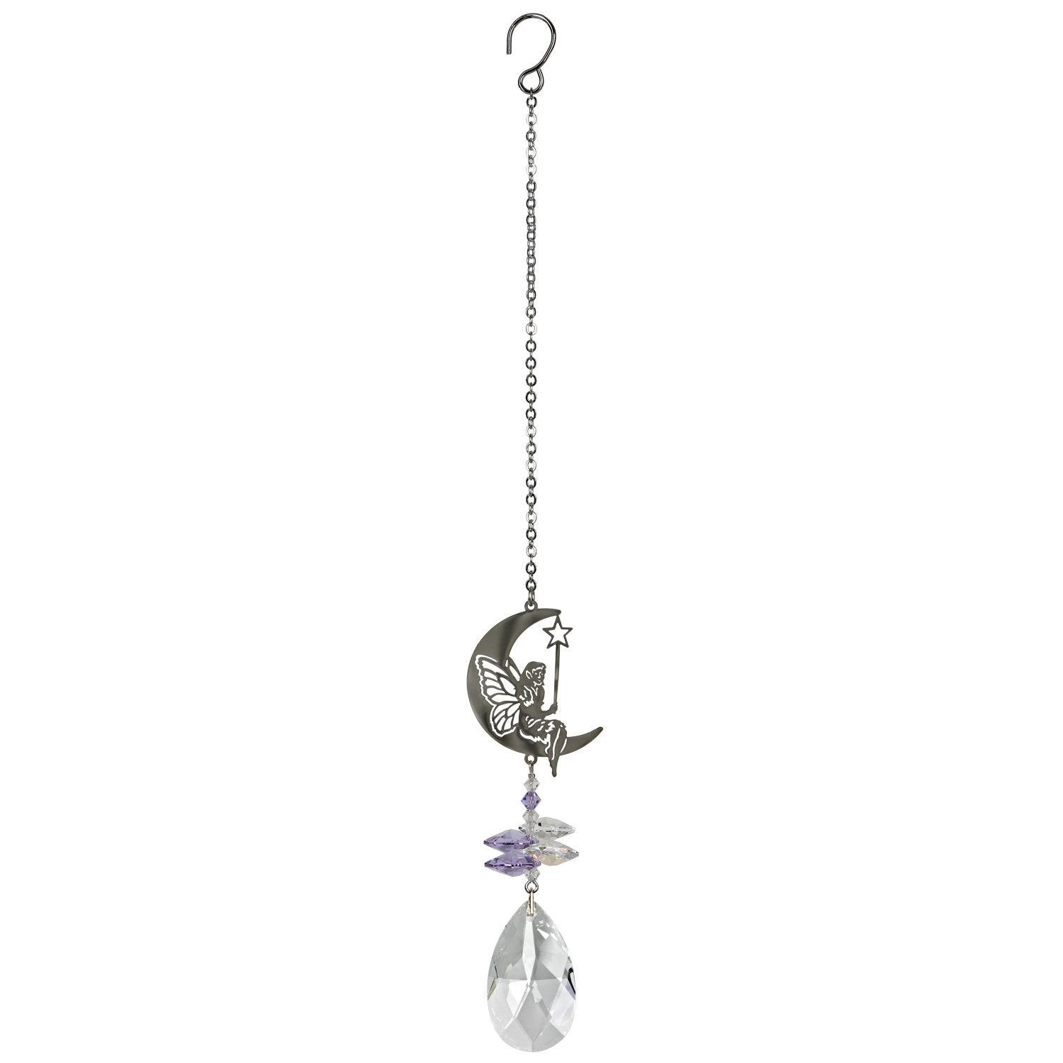Crystal Fantasy Suncatcher - Fairy full product image