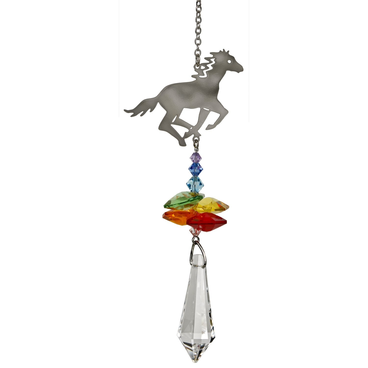 Crystal Fantasy Suncatcher - Horse alternate product image