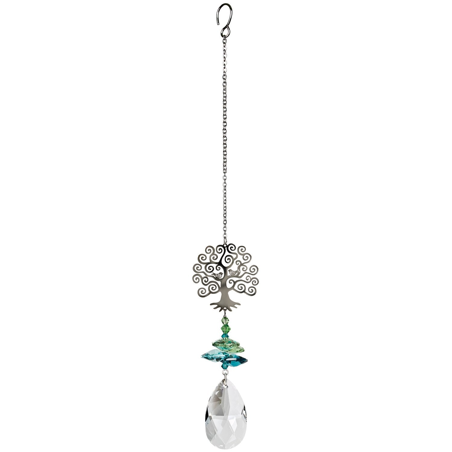 Crystal Fantasy Suncatcher - Tree of Life full product image