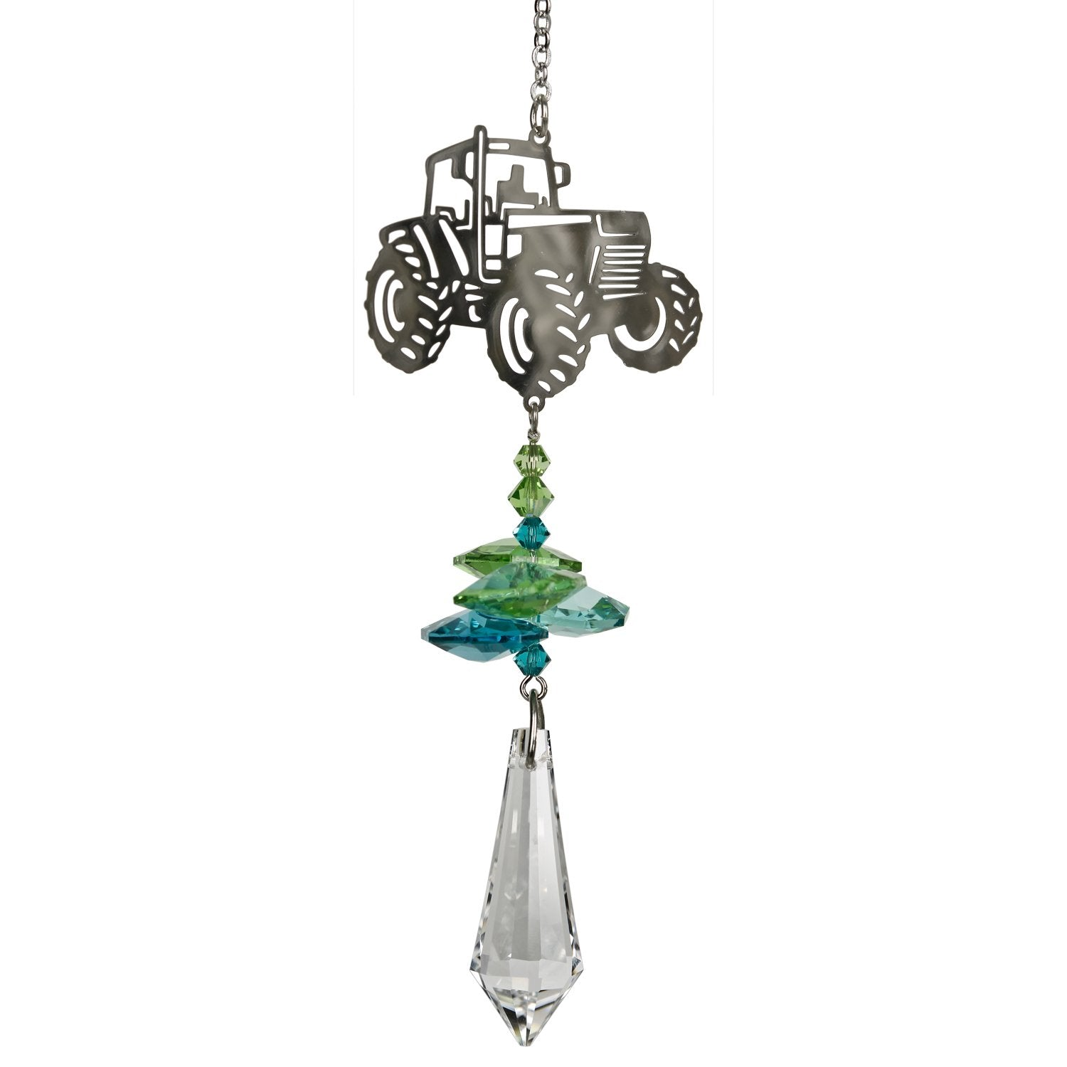 Crystal Fantasy Suncatcher - Tractor alternate product image