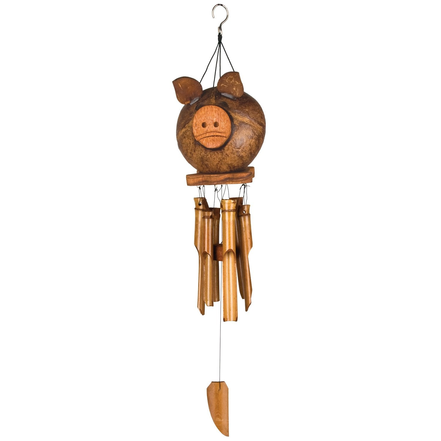 Coco Pig Bamboo Chime full product image