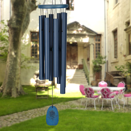 Chimes of Provence musical scale