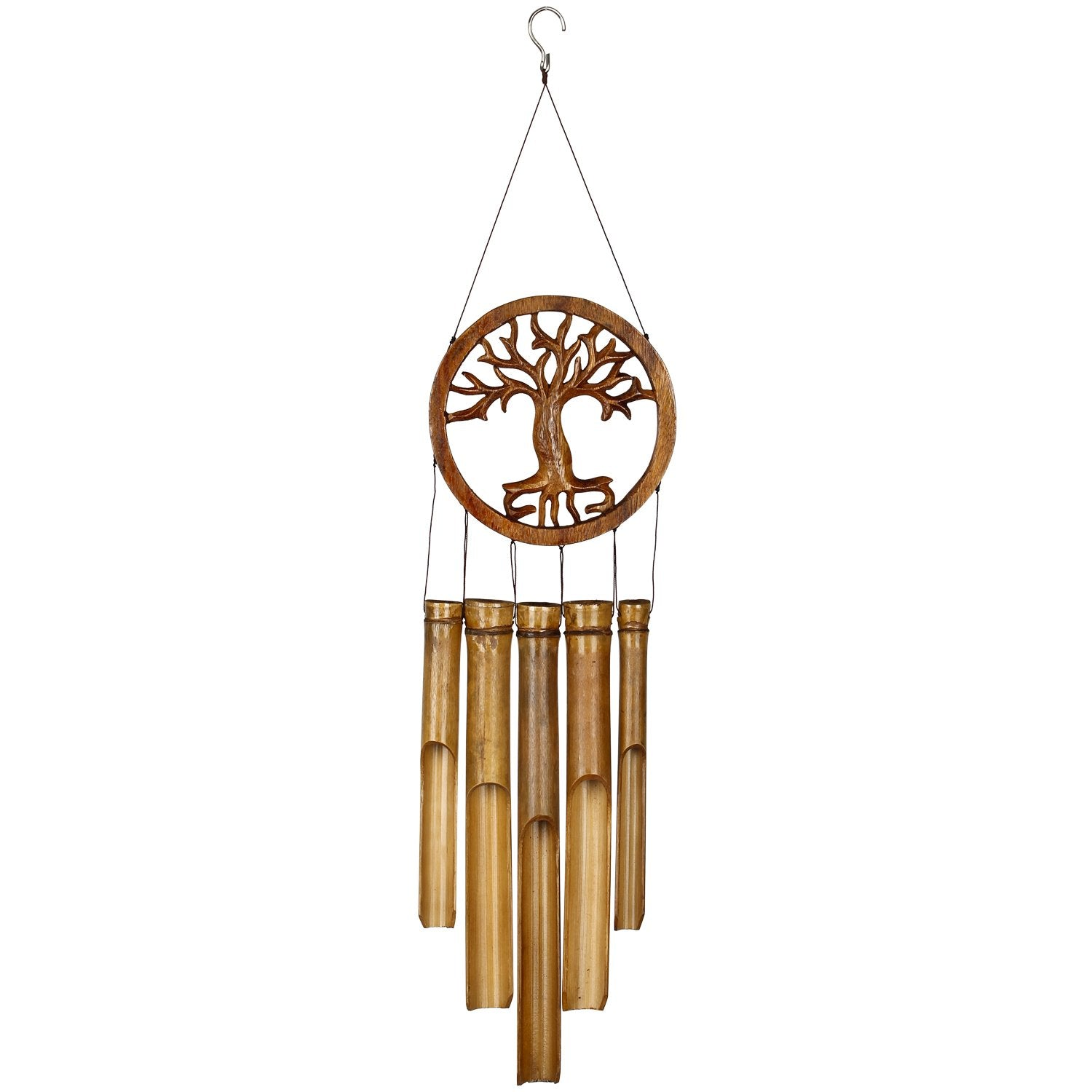 Tree of Life Bamboo Chime full product image