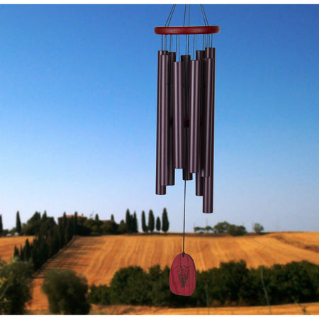 Chimes of Tuscany musical scale