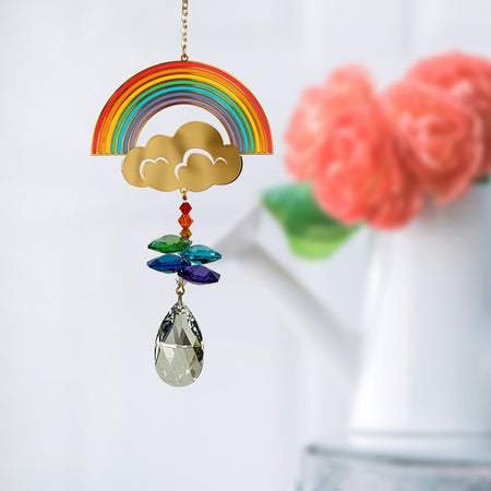 Crystal Wonders - Rainbow proportion image