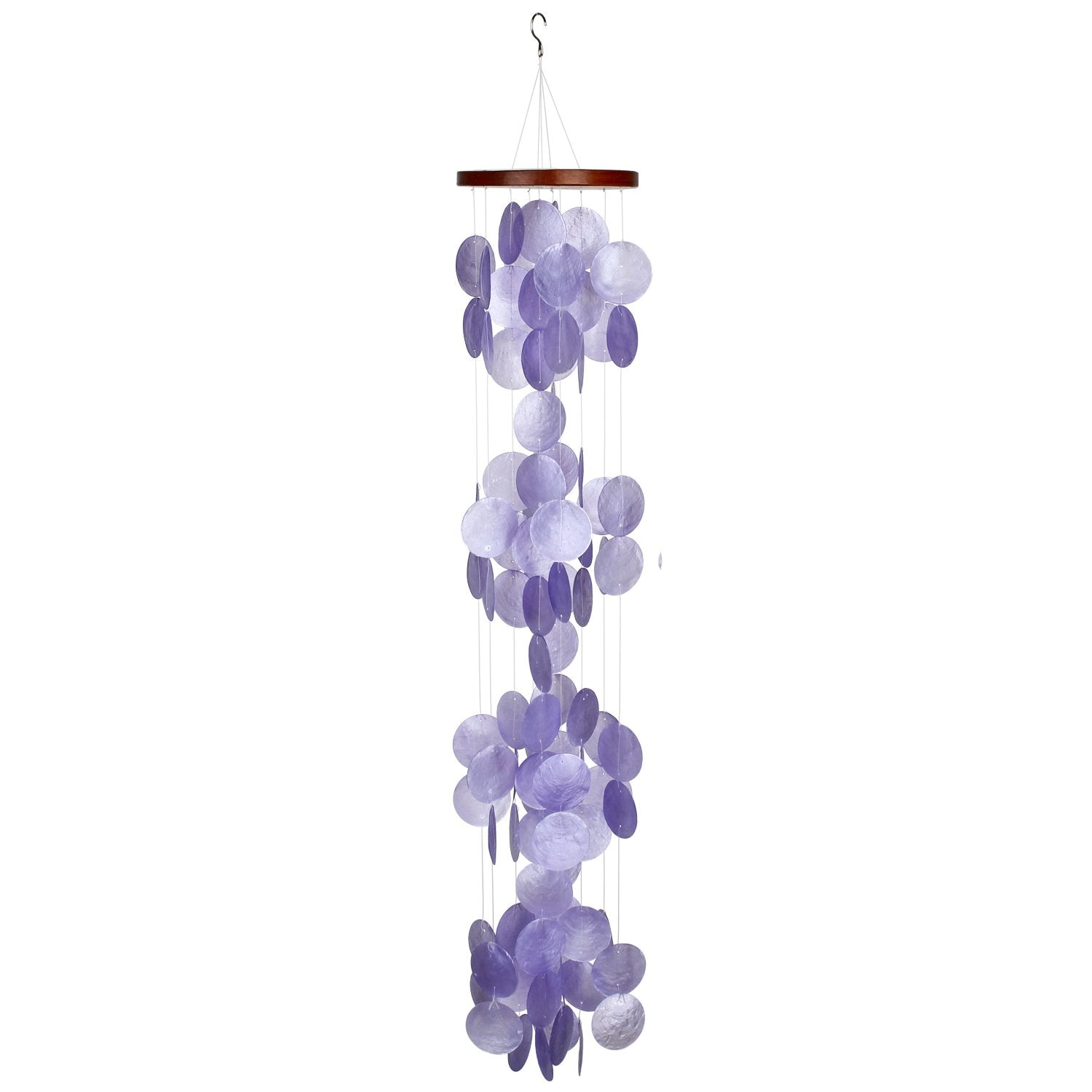 Capiz Waterfall - Violeta full product image