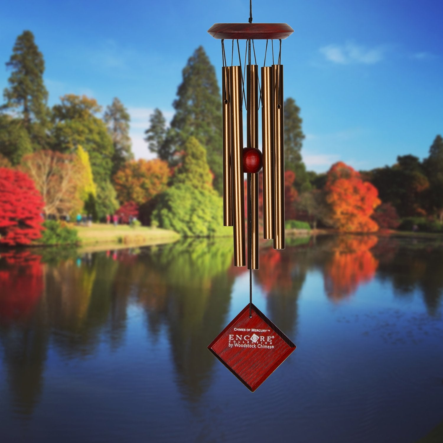 Encore Chimes of Mercury - Bronze lifestyle image